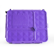 Go Green Lunch Box - Medium Purple (OUT OF STOCK)
