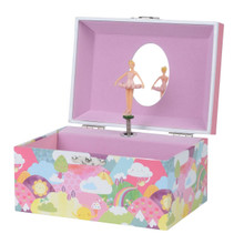 Tiger Tribe Medium Jewellery Box - Rainbow Hill (OUT OF STOCK)