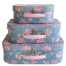 Alimrose Suitcase Set - Wildflower (OUT OF STOCK)