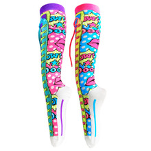 MADMIA Socks - Pop Art