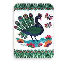 O.B. Designs Playmat - Peacock Paradise