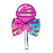 MADMIA Sock Bows - Pop Art