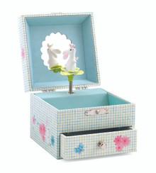 Djeco Sweet Rabbit's Song Music Box