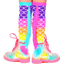 MADMIA Toddler Socks - Mermaid