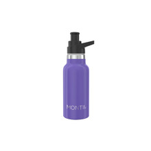 Montii Mini Insulated Drink Bottle (350ml) - Purple (LAST ONE!)