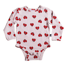 Anarkid Long Sleeve Bodysuit - Heartbreaker