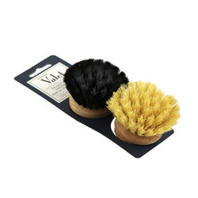 Valet Dish Brush Replacement Head - 2 pack