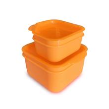 Goodbyn Dipper Set - Neon Orange