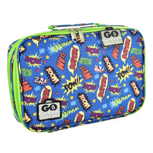 Go Green Lunchbox Set - Superhero (OUT OF STOCK)