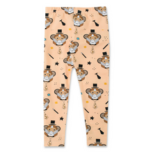 Raspberry Republic Leggings - Monkey Business