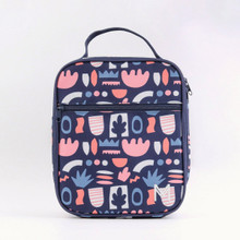 Montii Insulated Lunch Bag - Bloom