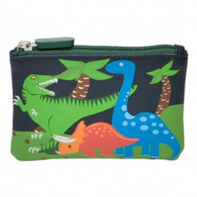 Bobble Art Wallet - Dinosaur