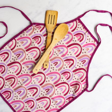 Little Lunch Box Co Apron - Rainbow