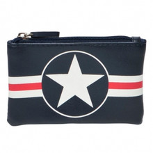 Bobble Art Wallet - Stars and Stripe