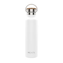 Montii Mega Insulated Drink Bottles (1L) - White
