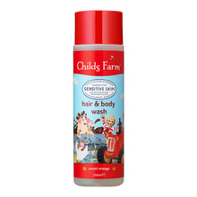 Childs Farm Hair and Body - Sweet Orange