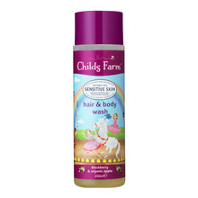 Childs Farm Hair and Body - Blackberry & Apple