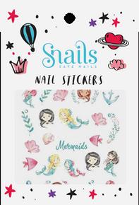 Nail Stickers Mermaid