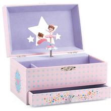 Djeco The Ballerina's Tune Music Box
