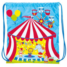 Bobble Art Swimming Bag - Circus