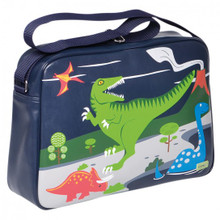 Bobble Art Large Overnight Bag - Dinosaur