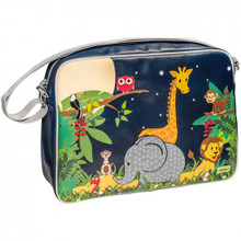 Bobble Art Large Overnight Bag - Jungle