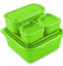 Goodbyn Portions On-the-Go - Green