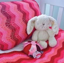 O.B. Designs Pillow Slip - Berry