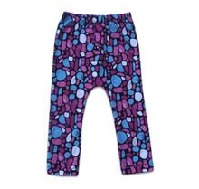 joeyjellybean Leggings - Pink Mosaic
