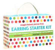 Poppy Drops Earring Starter Kit