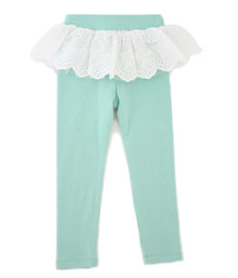 Curious Wonderland Princess Leggings - Green (LAST ONE LEFT - SIZE 2 YEARS)