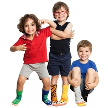 Vs. Stuff Boys Socks - 3 Pack