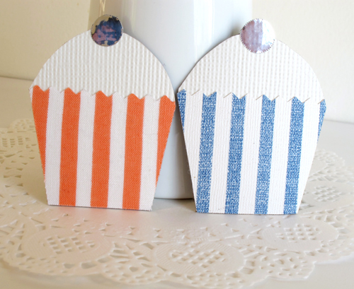 Tinch Studio Magnets - Cupcake Couple