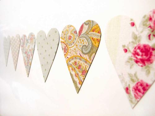 Tinch Studio Magnets - Large Lovehearts