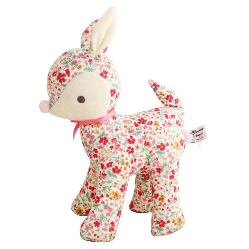 Alimrose Deer Toy - Flower Bouquet