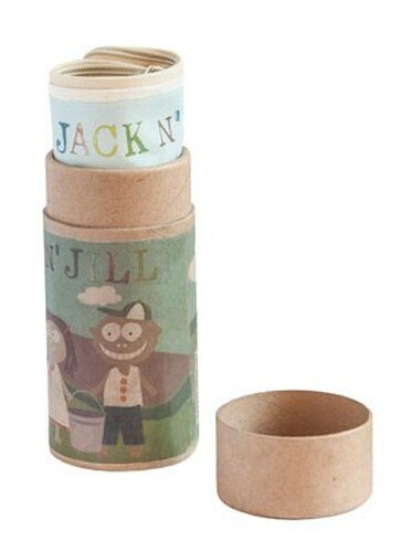 Jack and Jill Sleepover Bag