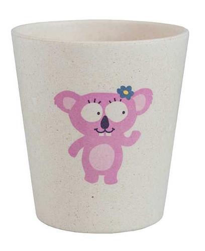 Jack and Jill Rinse Cup - Pink Koala