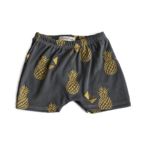 Mickey Rose Shorts - Pineapple (ONLY SIZE 3-6M LEFT)