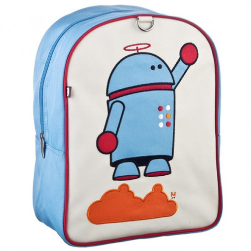 Beatrix Little Kid Backpack - Alexander (Robot)