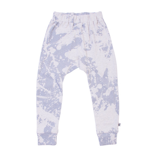 Milk & Masuki D/C Pants - Splatter Meterage (LAST ONE LEFT - SIZE 4 YEARS)