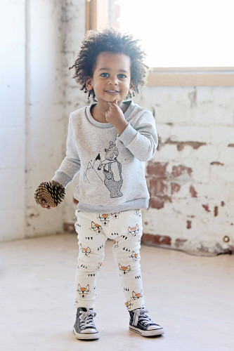 e846c8f2075d5 Mickey Rose Jumper - Wooly Bear (LAST ONE LEFT - SIZE 1 YEAR ...