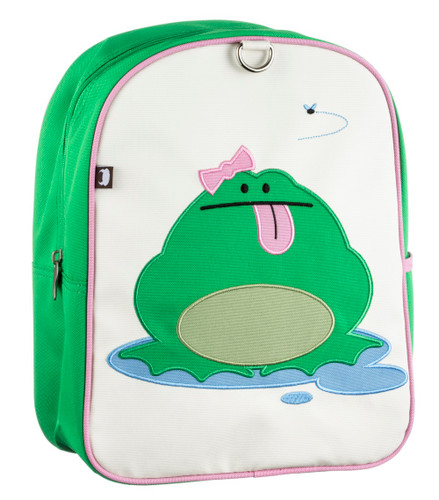 Beatrix Little Kid Backpack - Katarina (Frog)