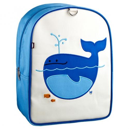 Beatrix Little Kid Backpack - Lucas (Whale)
