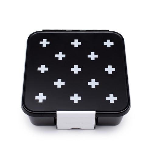 Little Lunch Box Co - Bento Three - White Cross