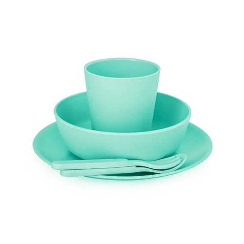 bobo&boo Dinnerware Set - Mint