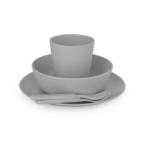 bobo&boo Dinnerware Set - Pebble