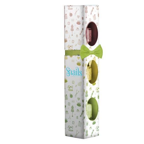 Snails Mini 3-pack - Fashion