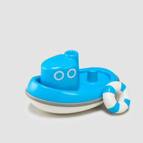 Kid O - Tug Boat Blue
