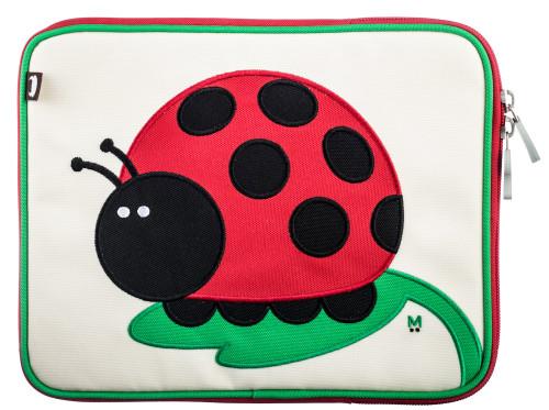 Beatrix iPad Case - Juju (ladybug)