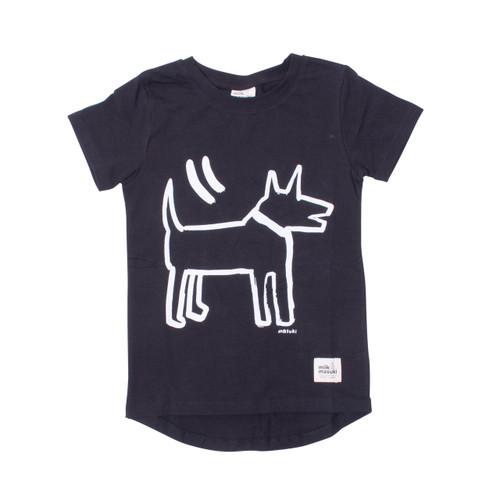 Milk & Masuki Tee - 90's Dog